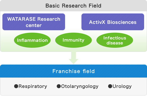 image of Enhancing basic research and theme selection